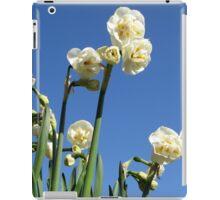 Narcissus Bridal Crown iPad Case/Skin