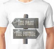u2 kiss the past Unisex T-Shirt