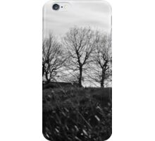 Trees in April  iPhone Case/Skin