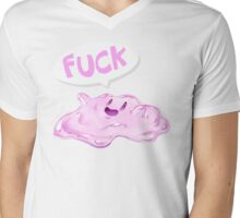 ditto!! Mens V-Neck T-Shirt