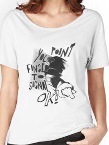 Subway Master Ingo Women's Relaxed Fit T-Shirt