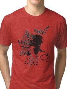 Subway Master Ingo Tri-blend T-Shirt