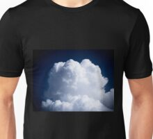 A Whipped Cream Cloud floating Unisex T-Shirt