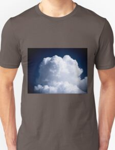 A Whipped Cream Cloud floating T-Shirt