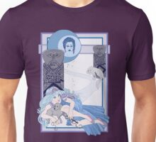 The Tarot Moon Unisex T-Shirt
