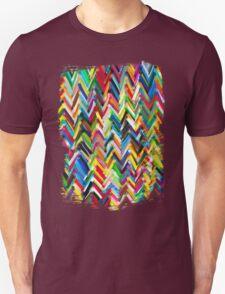 colorfull chevrons T-Shirt