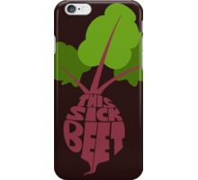 THIS SICK BEET iPhone Case/Skin