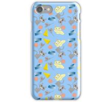 Cats And Mice iPhone Case/Skin