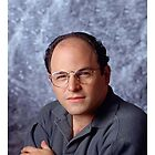 George Costanza by nosebite
