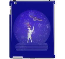 Snowglobe Steampunk Kitty iPad Case/Skin