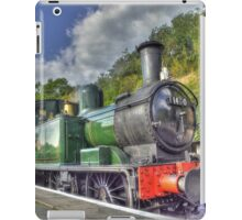 Steam Train 1450 at Bewdley Station iPad Case/Skin