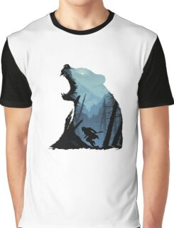 The hunter and the beast Graphic T-Shirt
