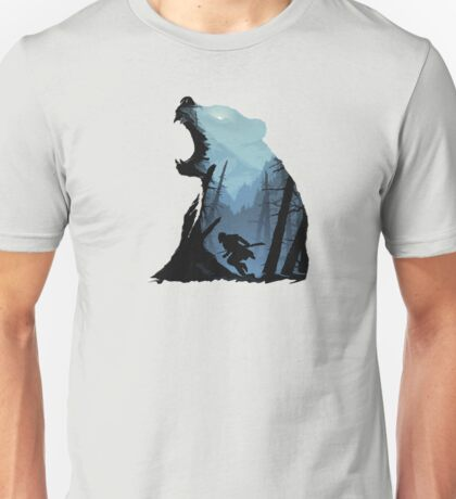 The hunter and the beast Unisex T-Shirt