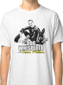 Dog Whisperer Classic T-Shirt