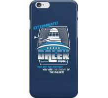 Dalek - Exterminate! iPhone Case/Skin