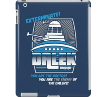 Dalek - Exterminate! iPad Case/Skin