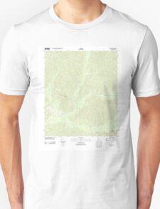 USGS TOPO Map Alabama AL McEntyre 20110910 TM T-Shirt