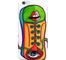 My Feet Are Killing Me iPhone Case/Skin