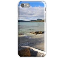 Adventure Bay, Bruny Island  iPhone Case/Skin