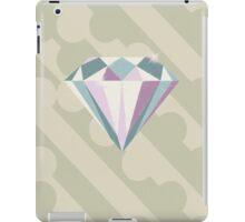 Retrometry IV (Diamond) iPad Case/Skin