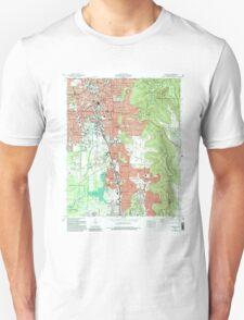 USGS TOPO Map Alabama AL Huntsville 304221 1975 24000 T-Shirt
