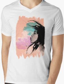 Psychedelic Blow Japanese Girl Dream T-Shirt
