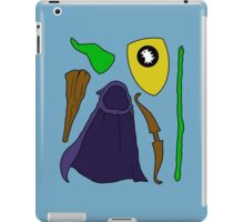 Dungeons & Dragons: The Weapons iPad Case/Skin