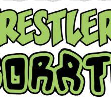 Wrestlers' Laboratory Logo Sticker