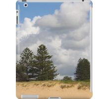 Trees and Clouds iPad Case/Skin