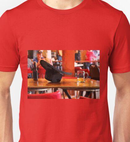 A Cowboy Bar Unisex T-Shirt