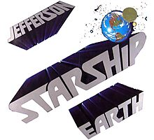 Jefferson Starship 2 Photographic Print