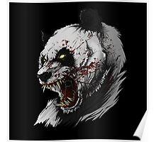 Panda : Cute Gone Beast Poster