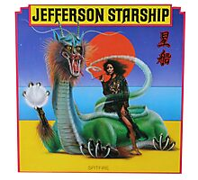 Jefferson Starship 3 Photographic Print