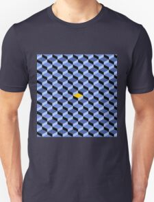GEOMETRIC SQUARES Unisex T-Shirt