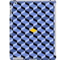 GEOMETRIC SQUARES iPad Case/Skin