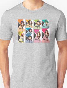 SNSD Girls' generation SoShi South Korean girl Kpop 2 Unisex T-Shirt