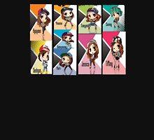 SNSD Girls' generation SoShi South Korean girl Kpop 2 Women's Tank Top