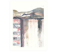 By Dufftown 5, Moray, Scotland - 2011 Art Print