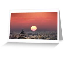 Eventide Greeting Card