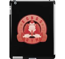 Kongs Gym (2/2) iPad Case/Skin