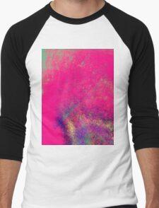 psychedelic barbie Men's Baseball ¾ T-Shirt