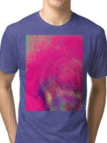 psychedelic barbie Tri-blend T-Shirt