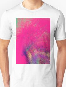 psychedelic barbie Unisex T-Shirt