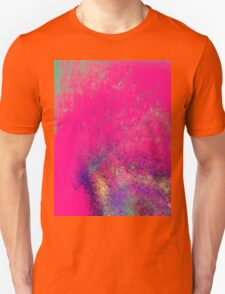 psychedelic barbie Unisex T-Shirt