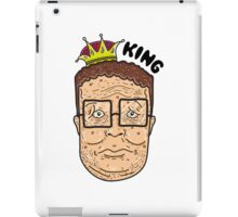 Just Can't Wait To Be King iPad Case/Skin