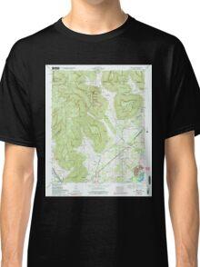 USGS TOPO Map Alabama AL Doran Cove 303699 1967 24000 Classic T-Shirt