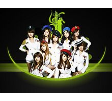 SNSD Girls' generation SoShi South Korean girl Kpop 5 Photographic Print