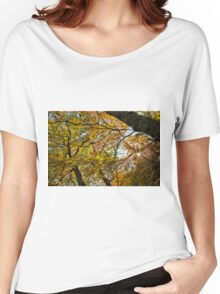 Colours of Autumn Women's Relaxed Fit T-Shirt