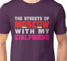 The Hungry Hearts - Laika [Streets of Moscow with my Girlfriend] Unisex T-Shirt