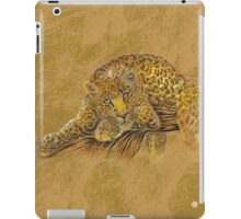 Swirly Leopard iPad Case/Skin